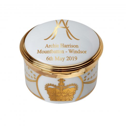 royal baby archie commemoratives